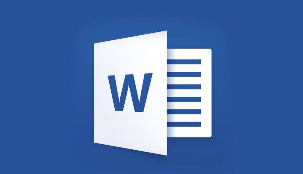 Microsoft Word 2016-ikonen