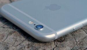Kamera på Iphone 6s