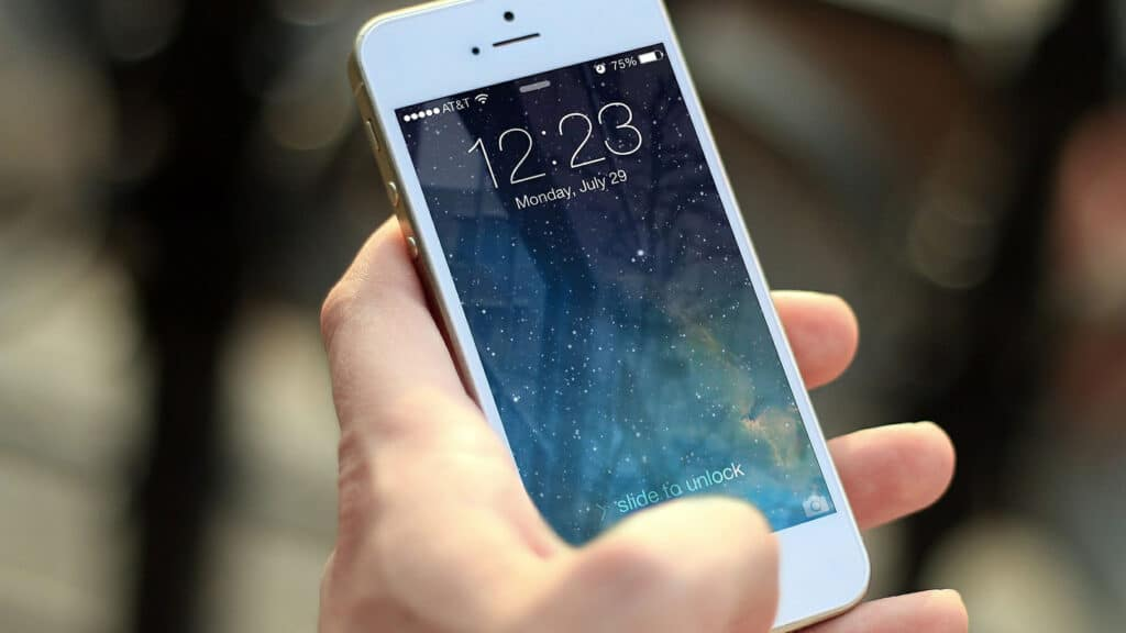 Inloggning med Touch ID på Iphone