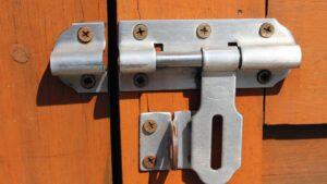 Låsmekanism utan lås