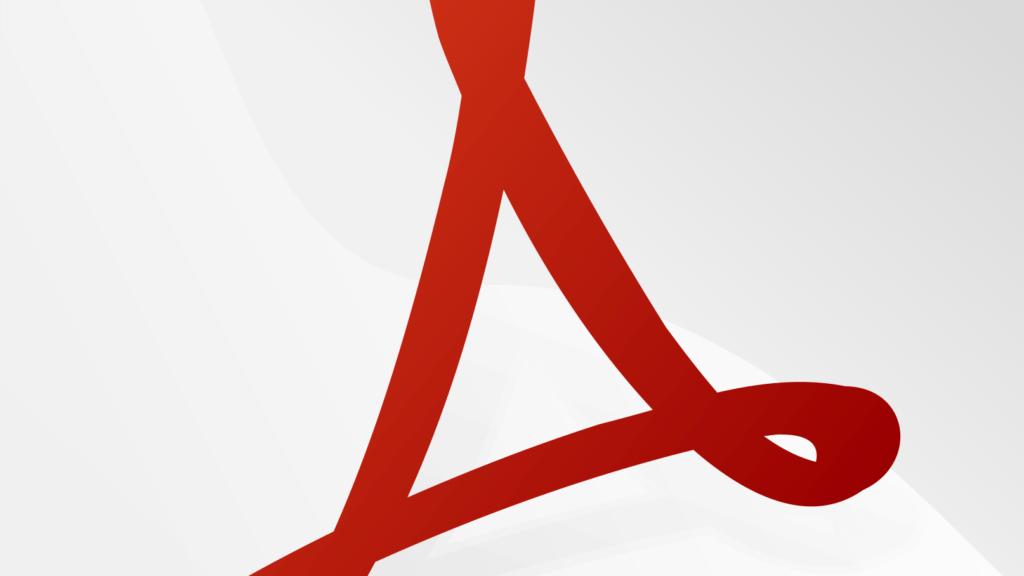 Adobe Acrobat-ikonen