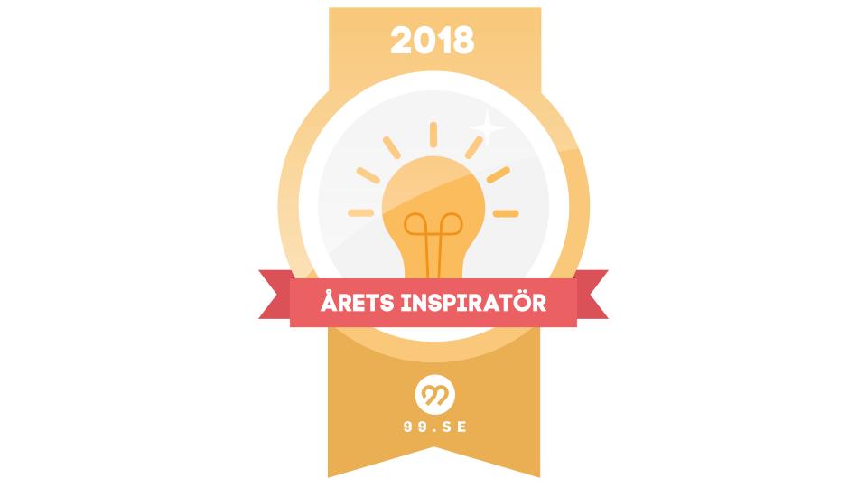Utmärkelsen Årets teknikinspiratör