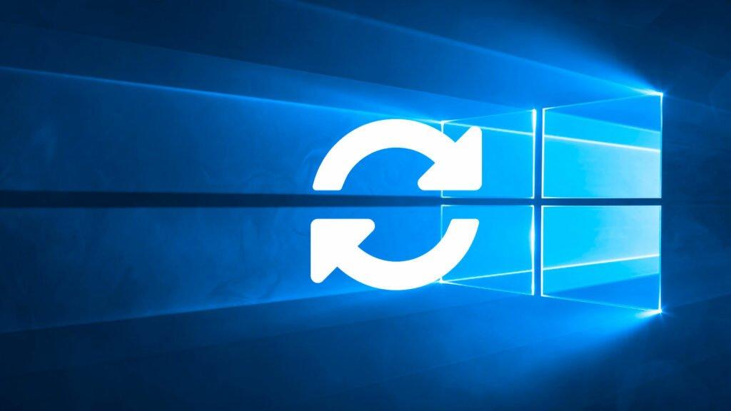 Uppdatera Windows 10