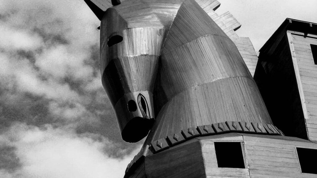 Trojansk häst