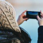 Exportera dina bilder från sociala medier.