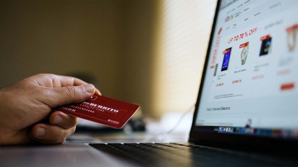 Kortbetalning på nätet