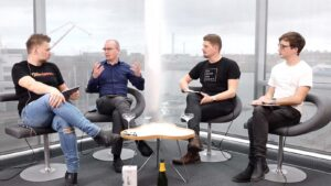 En podd om teknik intervjuar Karl Emil Nikka