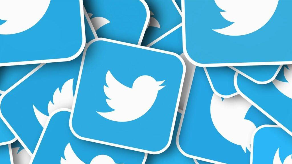 Twitter-klistermärken