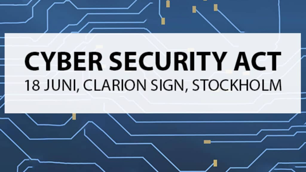 Cyber Security Act-logotypen