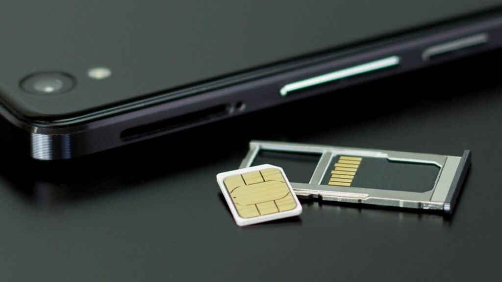 Utmatat SIM-kort