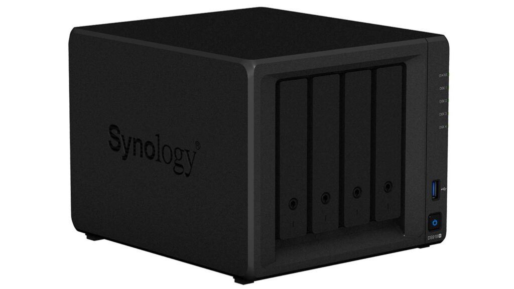 Synologys Nas DS918 Plus