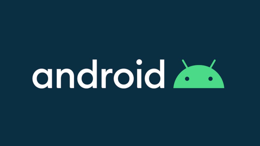 Den nya logotypen för Android 10