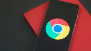 Google Chrome på mobil