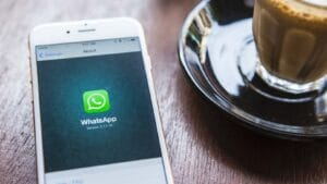 Whatsapp på Iphone