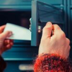 Låst brevlåda
