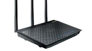 Asus-routern RT-AC66U