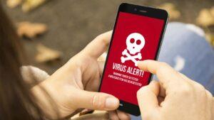 Virus på mobil