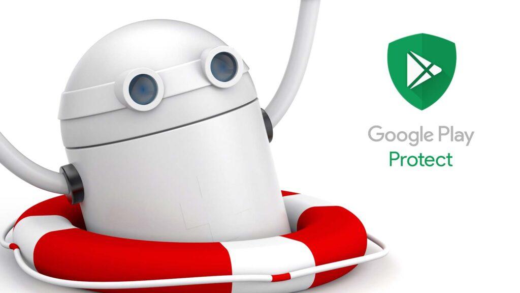 Android i livboj