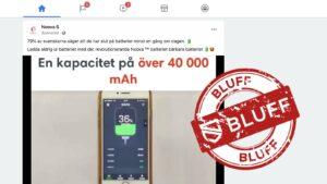 Noova-bedrägeriet på Facebook