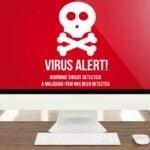 Virusvarning på Imac