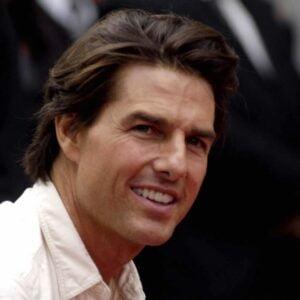 Actionstjärnan Tom Cruise