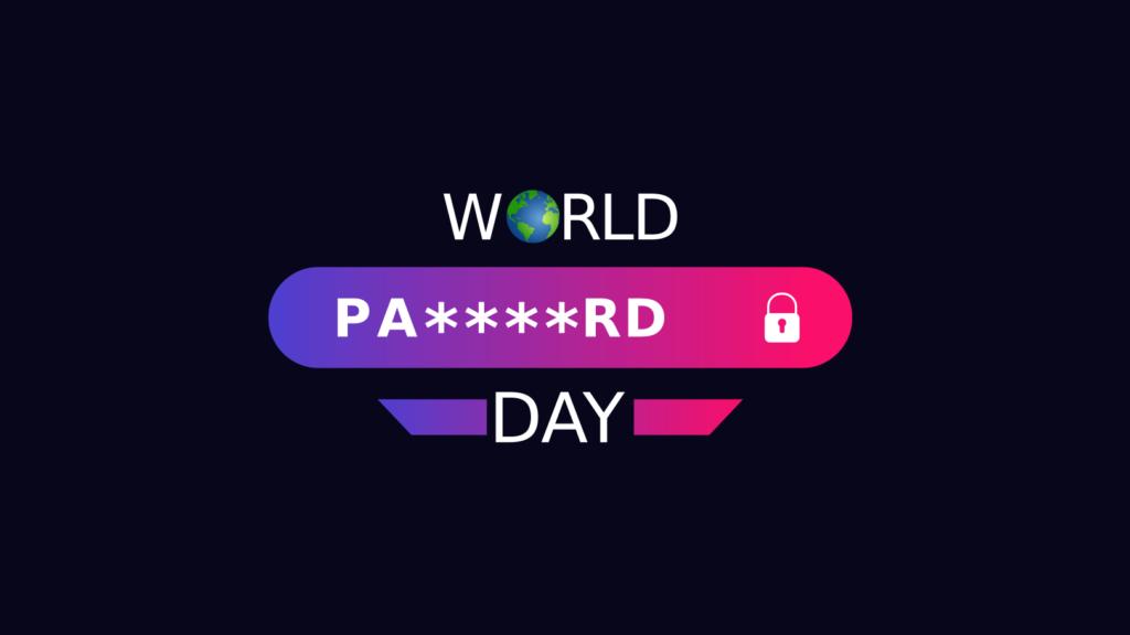 Logotyp för World Password Day
