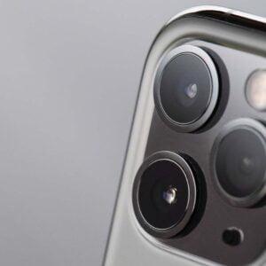 Kameramodulen på Iphone 12 Pro