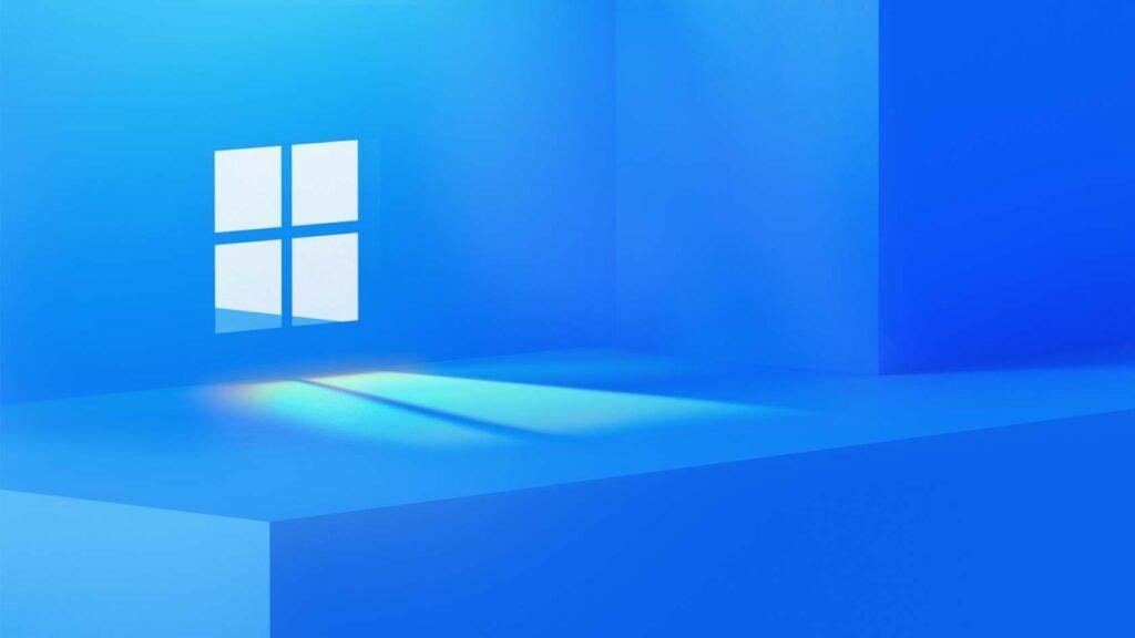 Microsofts inbjudningsbild till Windows 11-eventet