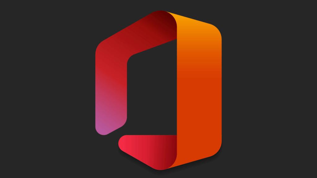 Microsoft Office-logotypen.